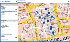 Android Das Örtliche Telefonbuch & Auskunft in Deutschland Screen 1
