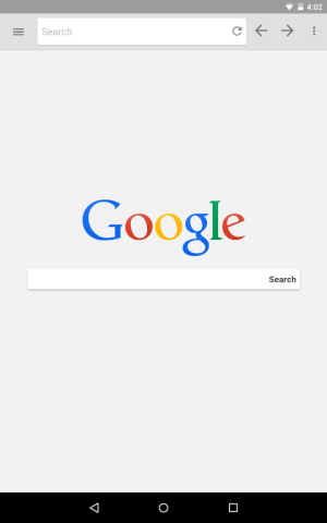 Android Lightning Web Browser + Screen 8