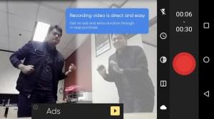 Android Splitvid - Split Video Camera Screen 1