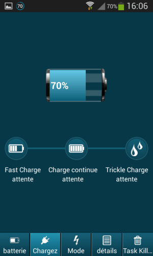 Android Battery Saver Pro Screen 7
