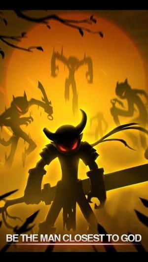 Android League of Stickman 2017-Ninja Screen 2