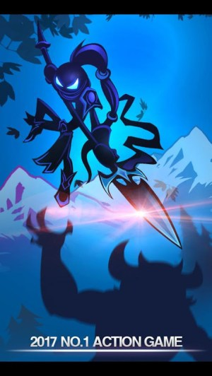 Android League of Stickman 2017-Ninja Screen 7
