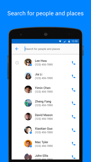 Android Hello – Caller ID & Blocking Screen 3