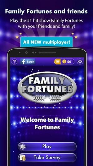 Android Family Fortunes Screen 10