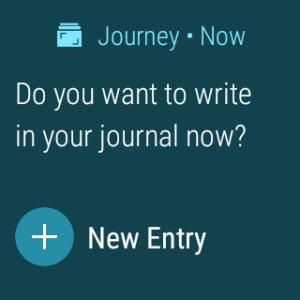 Android Journey - Diary, Journal Screen 21