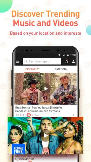 Android Youtube Video Downloader - SnapTube Pro Screen 4