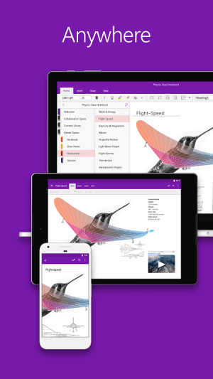 Android OneNote Screen 8