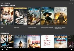 Android Clipfish: Filme, Serien, Anime Screen 7