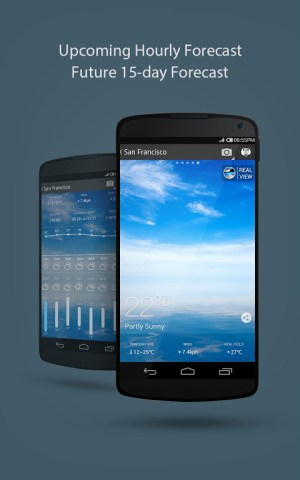 Android MoWeather Screen 5