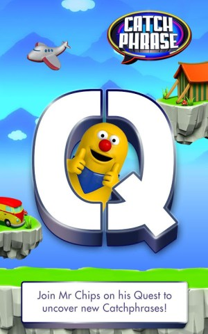 Android Catchphrase Quest Screen 5