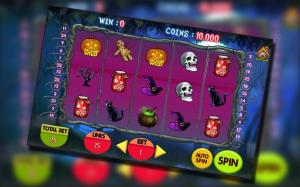 Android Lucky Mermaid Slots Screen 1