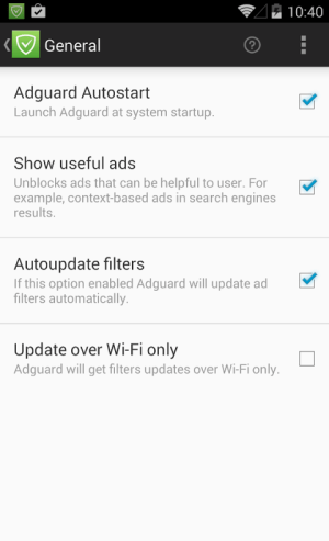 Android Adguard Screen 11