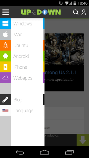 Android Uptodown Screen 10