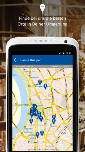 Android Das Örtliche Telefonbuch & Auskunft in Deutschland Screen 8