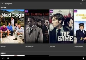 Android Clipfish: Filme, Serien, Anime Screen 8