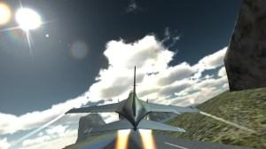 Android F18 Airplane Pilot Simulator Screen 5