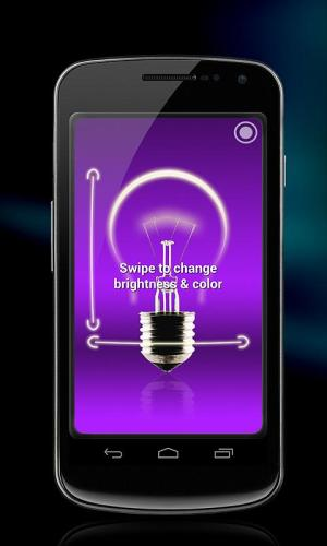 Android Torch - Tiny Flashlight ® Screen 5