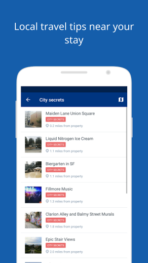 Android Booking.com Hotel Reservations Screen 14