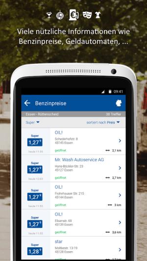 Android Das Örtliche Telefonbuch & Auskunft in Deutschland Screen 11