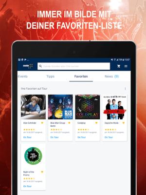 Android EVENTIM DE Screen 9