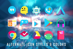 Android Ultra Icon Pack Screen 9
