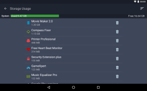 Android AntiVirus PRO Android Security Screen 8