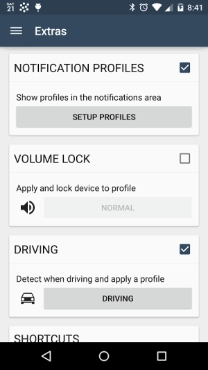 Android Volume Butler Screen 15