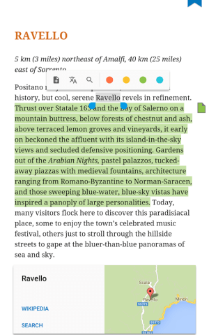Android Google Play Books Screen 16