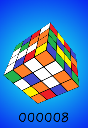 Android Cube Game Screen 5