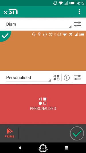 Android Xstana - Navbars & Statusbars Screen 3