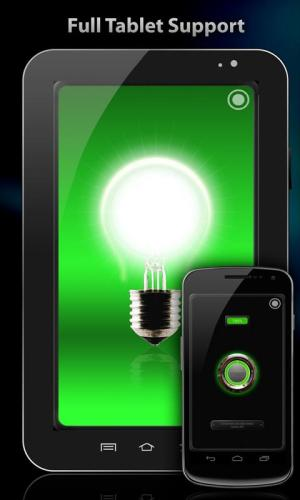 Android Torch - Tiny Flashlight ® Screen 8