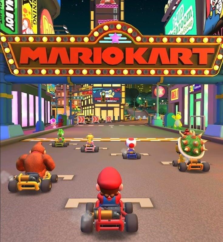 Wystartowały testy trybu multiplayer w Mario Kart Tour