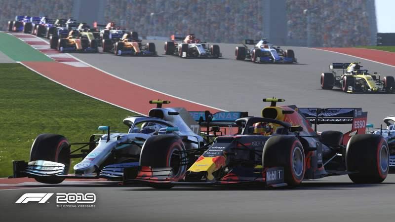 Znalezione obrazy dlazapytania: F1® 2019