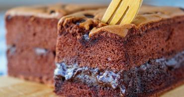 [高雄]朵玫絲甜點森林-誇張爆漿巧克力古早味蛋糕x夏季熱賣百香果蛋糕 超滿足台式下午茶