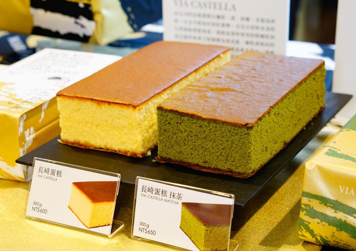 [高雄巨蛋下午茶]黑船長崎蛋糕-東京人氣甜點進駐高雄巨蛋B1F - 美食好芃友