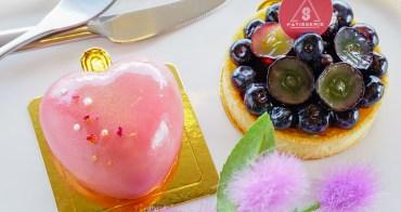 [墾丁恆春美食]Sandia-patisserie珊。珊來食-隱藏版!彩色貨櫃屋法式甜點店~