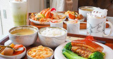 [文山特區美食]好夥伴咖啡文山店-咖啡店賣東坡燜肉?超乎水準的和食套餐