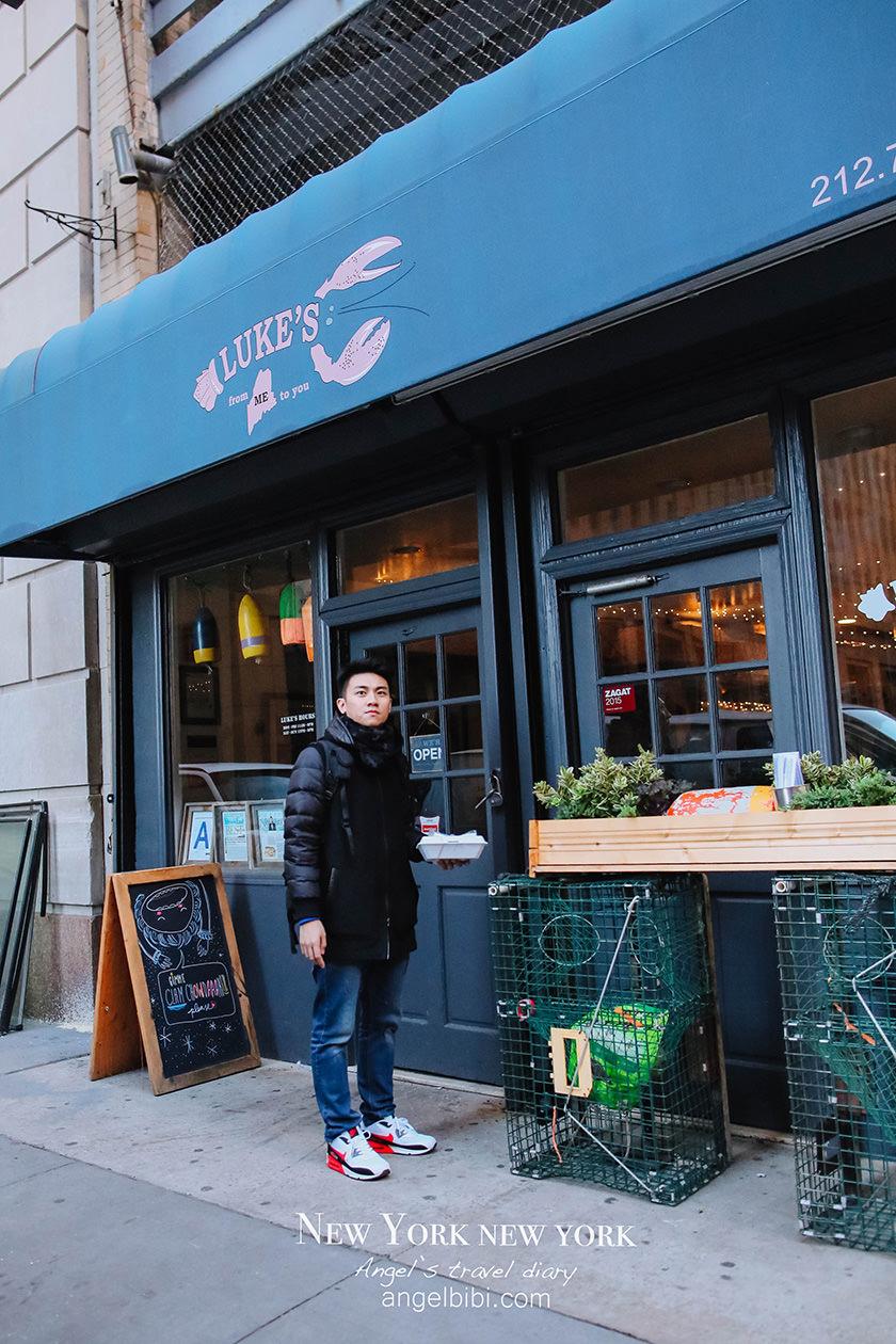 【紐約】下曼哈頓~自由女神+華爾街銅牛+Luke's Lobster龍蝦堡 - ANGEL's PARADISE安啾的遊樂場