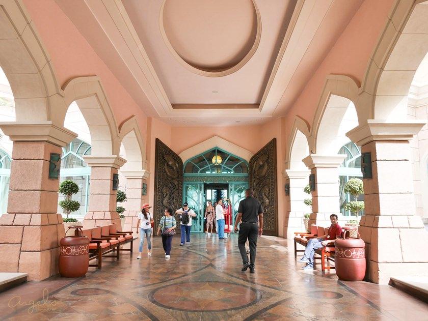 【2015蜜月】六星級ATLANTIS THE PALM亞特蘭提斯酒店.超酷滑水道&超美水族箱 - ANGEL's PARADISE安啾的遊樂場