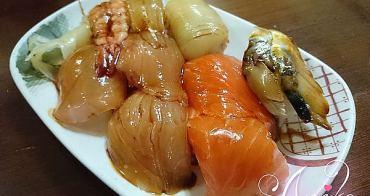 【台北美食】三味食堂。人潮滿到馬路上!! 都為了拳頭大的生魚片握壽司!!!
