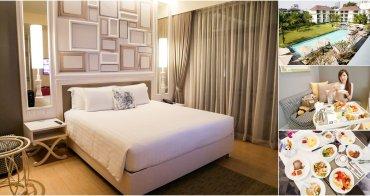 【2018曼谷住宿推薦】U Sathorn Bangkok。曼谷市區獨一無二超美度假村!讓你住滿24小時~還能在房內吃早餐