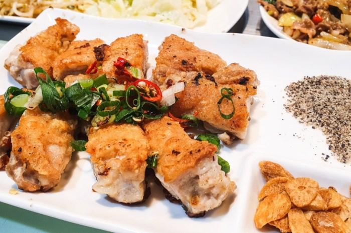 【永和美食】永青鐵板燒。永和最強乾煎雞腿排!CP值高內用還有牛肉湯喝到飽
