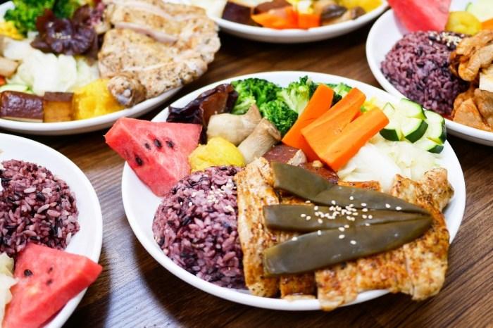【台北美食】72度C舒肥健康餐。超浮誇高CP值百元舒肥餐!30種主菜口味吃不膩~搭配8~10種配菜就是好飽足