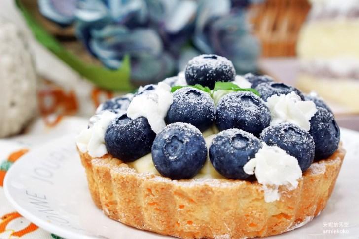 20180820234607 88 - [新莊甜點] 維妮手作甜點工作室 水果芋泥蛋糕 莓果塔  充滿幸福滋味