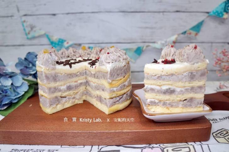 20180829210326 12 - 熱血採訪  芋頭蛋糕控看過來 [食 · 實  Kristy Lab. 手工甜點店] 手工餅乾 中秋禮盒 手工創意 祝福滿點