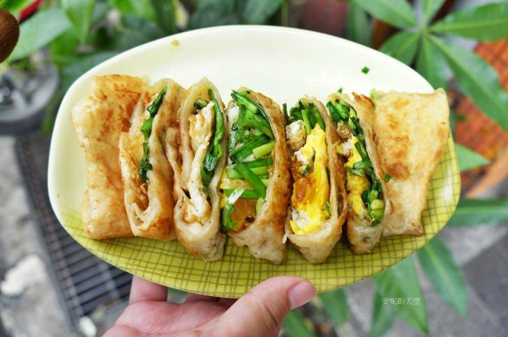 20180925103443 8 - 大橋頭站美食  津津豆漿│韭菜蛋餅 炭香味豆漿  古早美味就是要攻佔你的胃