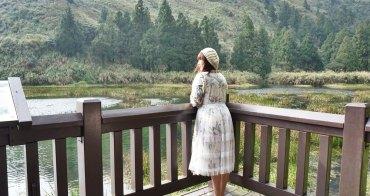 [台北陽明山景點] 陽明山夢幻湖 遠離塵囂的仙境步道