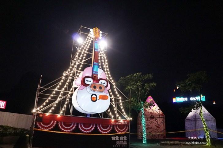 20190214220059 36 - 萌爆了  米奇控看過來  2019燈會米奇花燈搶先看 六尺高米奇就在西門町 東京迪士尼遊行資訊