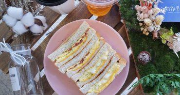 台北北門站早餐 初作早餐 柔軟吐司收編了我的心 鄰近大稻埕商圈