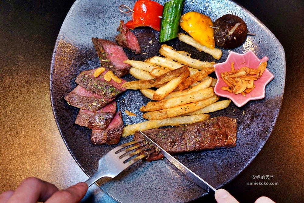 新竹湖口美食 兼美亭平價牛排 超高CP值排餐 自助吧無限量供應 當地人最愛牛排館 - 安妮的天空